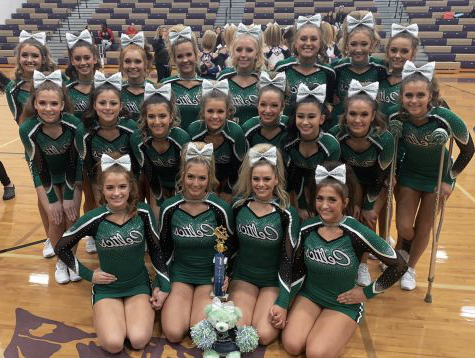 Cheer Captures 1st Place